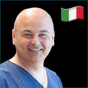 Dr. Andrea Menoni (Italia)