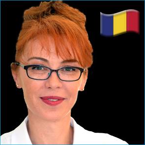 Dr. Iustina Verdeș (România)