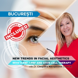 New Trends in Facial Aesthetics with A-PRF, i-PRF and Stem Cell Therapy