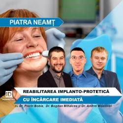 Reabilitarea Implanto-Protetică cu Încărcare Imediată