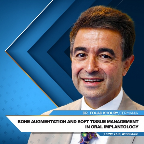 Bone Augmentation and Soft Tissue Management in Oral Implantology