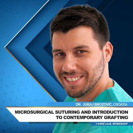 Microsurgical Suturing and Introduction to Contemporary Grafting