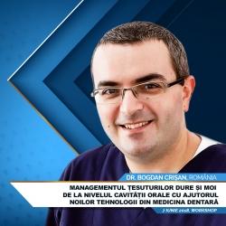 Managementul Țesuturilor Dure și Moi de la Nivelul Cavității Orale cu Ajutorul Noilor Tehnologii din Medicina Dentară