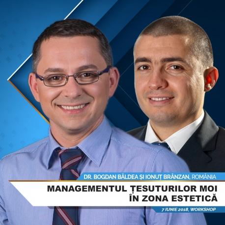 Managementul Țesuturilor Moi în Zona Estetică - Joi, 7 Iunie 2018, Hotel Alpin, Poiana Brașov - Workshop alături de Dr. Bogdan B