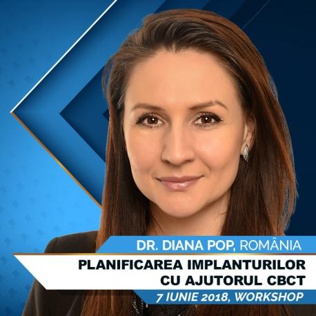 Planificarea Implanturilor cu Ajutorul CBCT
