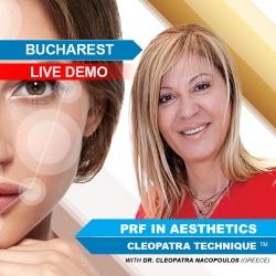 PRF in Aesthetics - Cleopatra Technique TM