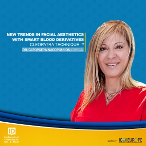 New trends in facial aesthetics with smart blood derivatives. Cleopatra Technique™