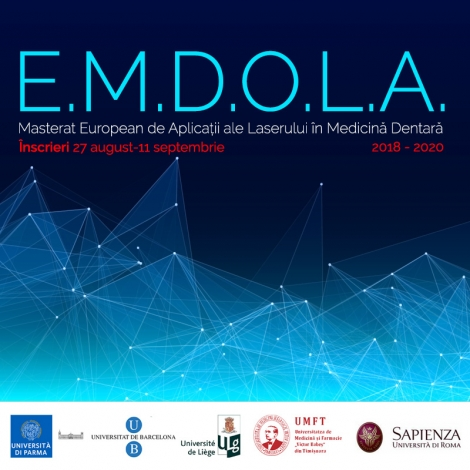 EMDOLA 2018-2020 European Master