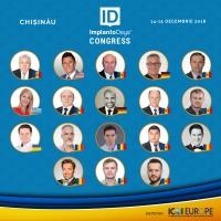 Congresul ImplantoDays 2018 Chișinău