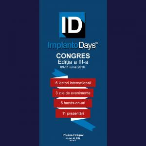 Congresul ImplantoDays 2016