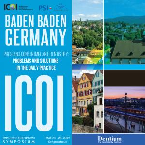 ICOI / ICOI Europe / PSI Symposium