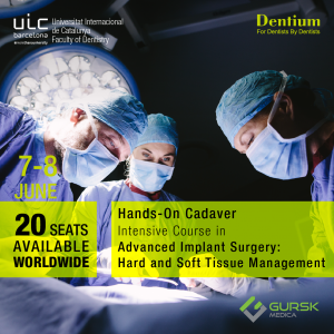 Hands-On Intensive Course in Advanced Implant Surgery: Hard and Soft Tissue Management