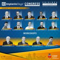 Congres ImplantoDays 2019, Chișinău - ediția a II-a