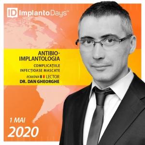 Antibio-Implantologia. COMPLICAȚIILE INFECȚIOASE MASCATE