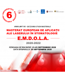 EMDOLA 2020-2022, European Master