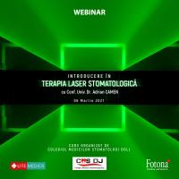 Introducere în Terapia Laser Stomatologică