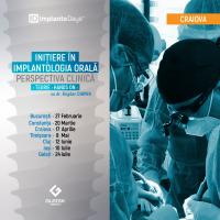 Inițiere în Implantologia Orală. Perspectiva clinică.